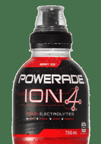 POWERADE ION4 Berry Ice