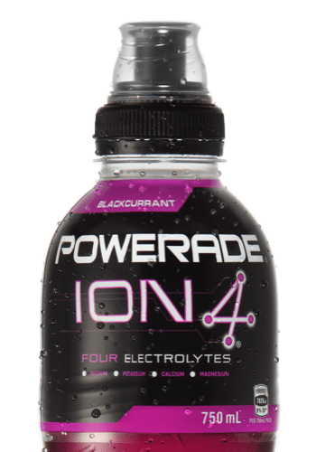 POWERADE ION4 Blackcurrant
