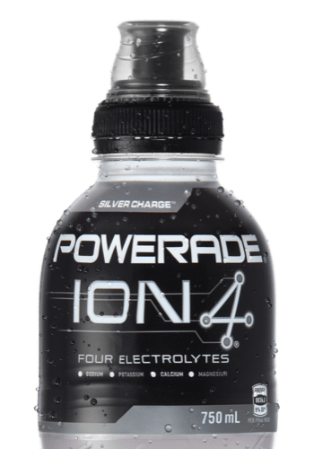 POWERADE ION4 Silver Charge