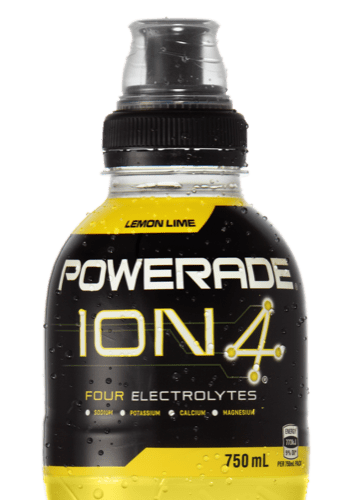 POWERADE ION4 Lemon Lime