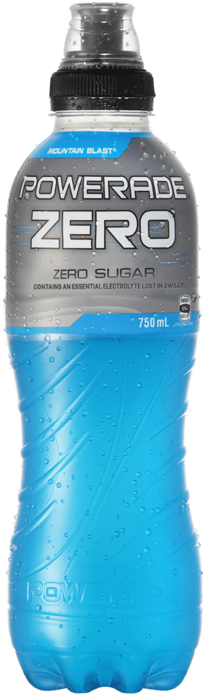 POWERADE ZERO Mountain Blast