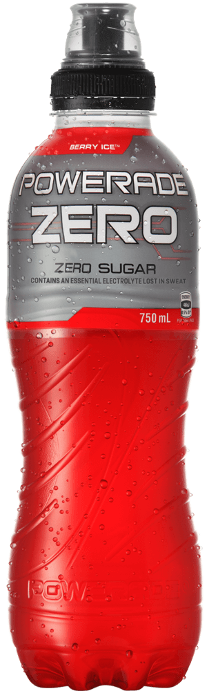 POWERADE ZERO Berry Ice