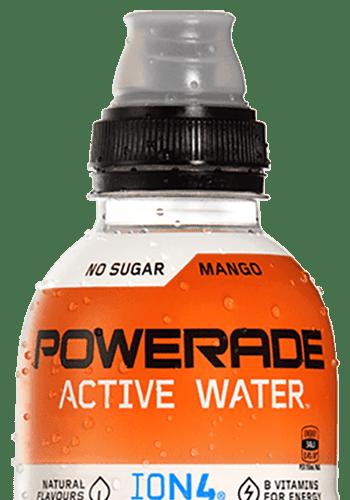 POWERADE ACTIVE WATER Mango