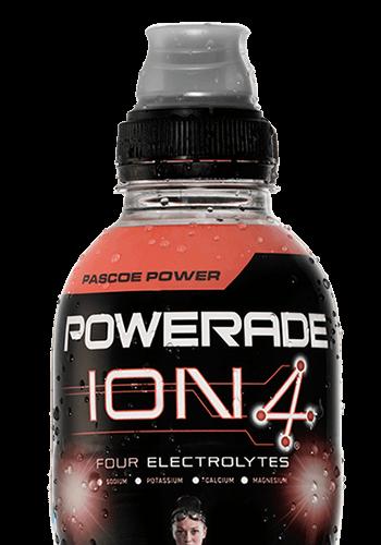 POWERADE ION4 Pascoe Power